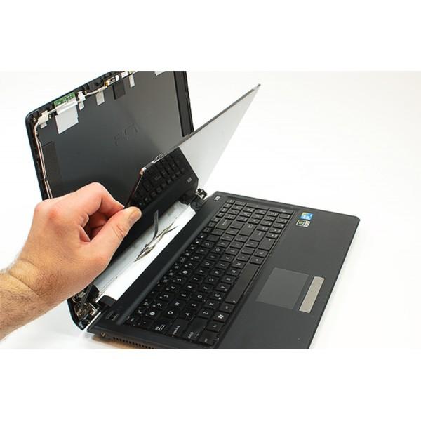 Inlocuire si montaj pentru display laptop