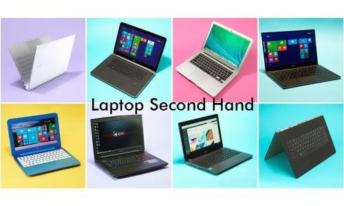 Sfaturi cand cumperi un laptop second hand
