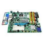 Kit Placa de baza si Procesor + Cooler , Acer MG43M, DDR3, LGA 775, Intel Core2Duo E8400 6M Cache, 3.00 GHz