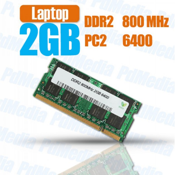 Memorie Laptop DDR2 2 GB 800 MHz PC 6400