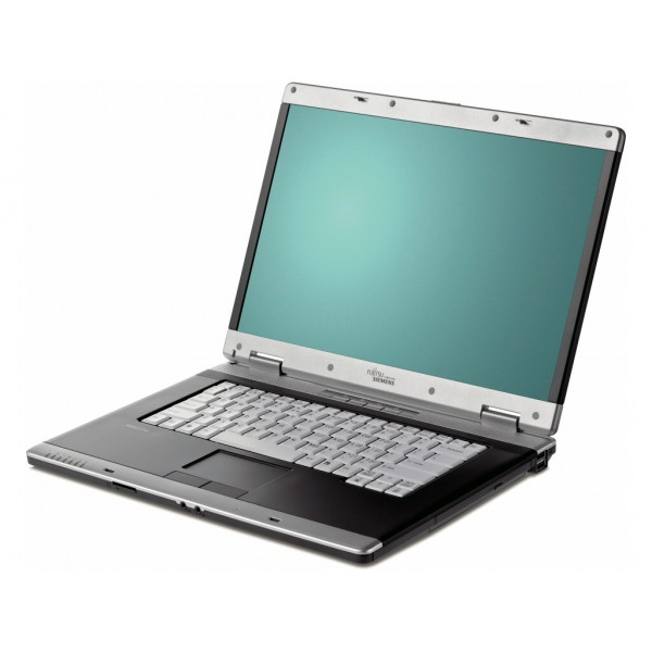 "Laptop Fujitsu AMILO Pro V8210 Intel T5500 1.66 GHz RAM 4GB HDD 160GB DVD-RW 15.4"""