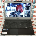 "Laptop Gaming ASUS i7-2670QM 2.20GHz RAM 12 GB SSD 120 GB GTX 560M 3 GB 17.3"" full HD G74SX-TZ318V"