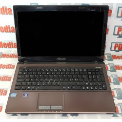 "Laptop ASUS i7-2670QM 2.20 GHz RAM 8 GB HDD 320 GB Video GT 540M 2GB HDMI Display 15.6"" HD K53SV"