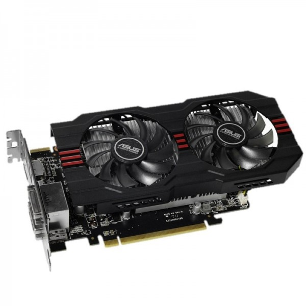Placa video ASUS Radeon R7 260X OC 2GB DDR5 128-bit DVI HDMI DisplayPort