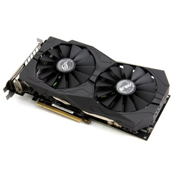 Placa video ASUS Radeon RX 470 STRIX OC 4GB GDDR5 256-bit