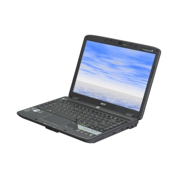 Laptop Acer Aspire 4530 AMD X2 QL-60 1.90 GHz HDD 160 GB 2 GB RAM WebCam WiFi DVD-RW