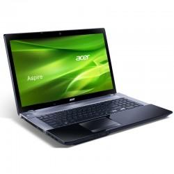 Laptop Acer Aspire Procesor i5-3210M 2.5GHz  8GB RAM 500GB HDD 128GB SSD GeForce GT 740M 4GB 17.3'' Full HD