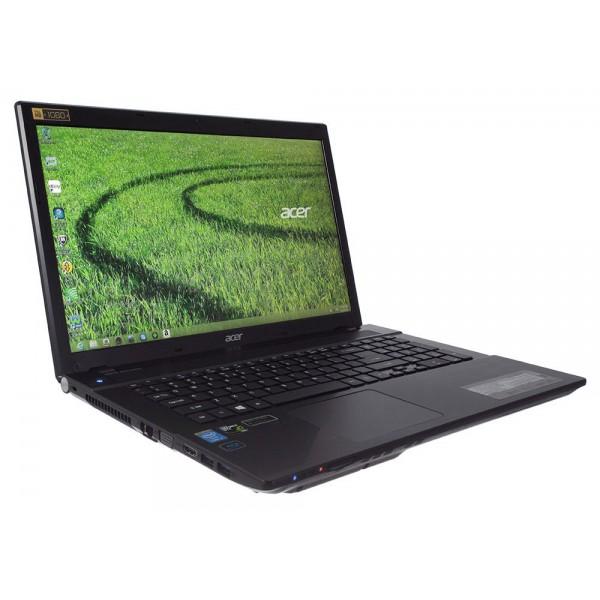 "Laptop Acer Aspire V3-772G Intel i7-4702MQ 2.20GHz RAM 8GB SSD 128GB GTX 850M 2GB 17.3"" Full HD"
