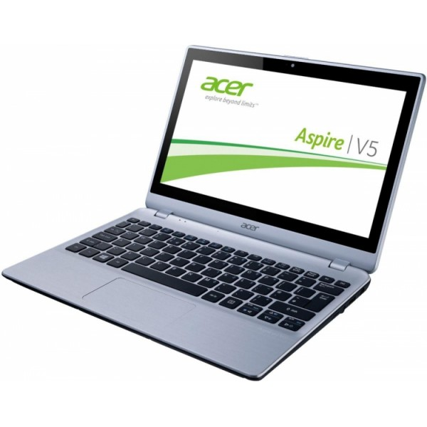 "Laptop Acer AMD A6 1.0GHz RAM 2GB HDD 320 GB Display 11.6"" Touch Screen Aspire V5 61454G50NSS"