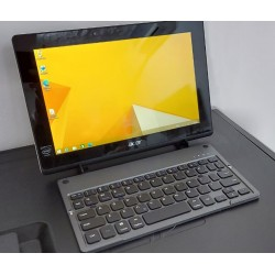 Tableta Acer Intel Atom Z3735F 2GB RAM WebCam Tastatura Bat Ok