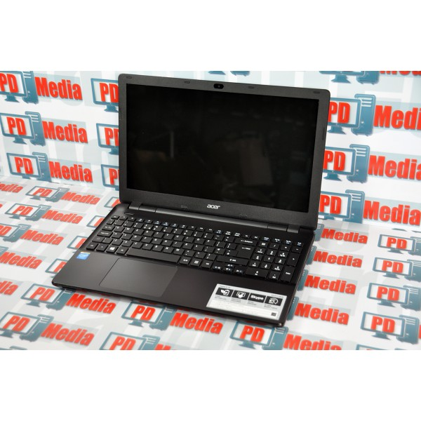"Laptop Acer E5-551 Slim, Intel N2840 2.16GHz 15.6"" 1.366 x 768 RAM 4GB HDD 500 GB HDMI DVD RW Web Cam"
