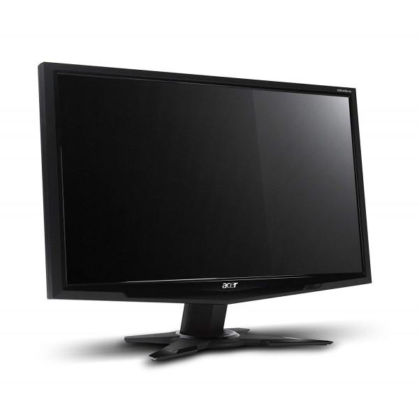 Monitor LCD Acer G245HQ 24 inch 2ms 1920 x 1080 Negru Grad A
