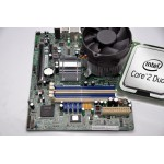 Kit Placa de baza Socket 775 DDR3 Acer G43D01 Intel G43 + Procesor Core2Duo E8400 Cooler Cadou