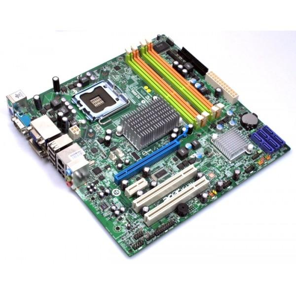Placa de baza Acer MG43M,4 x DDR3, LGA775, 6 x SATA2 , PCI-Express, DVI, VGA