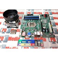 Kit Placa de baza Acer + Procesor i5-2400S + Cooler , LGA 1155, 4 x DDR3, micro-ATX Q67H2-AM V1.1