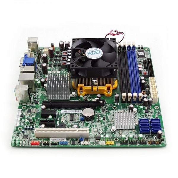 Placa de baza Acer RS880M05A1 AM3 4 x DDR3 Chipset AMD 880G Micro-ATX