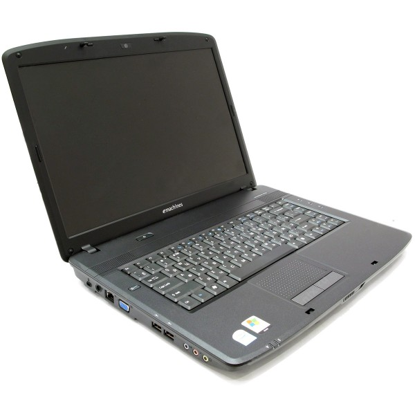 "Laptop Acer eMachines E520 Intel Celeron 585 2,16GHz, 2GB DDR2, 160GB HDD, Video Intel GMA 4500M Display 15.4"" DVD-RW"
