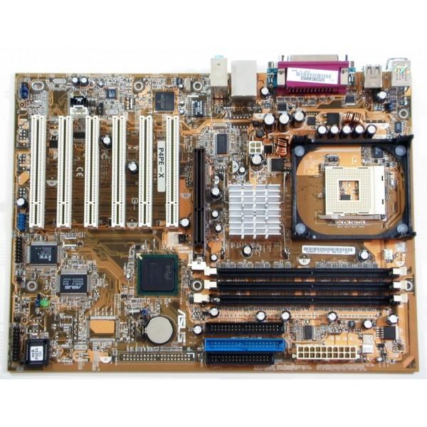 Placa de Baza Second Hand Socket 478 Asus P4PE-X TE