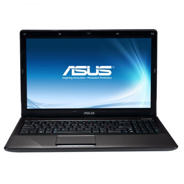"Laptop Asus X52D AMD Athlon II 2.10 GHz 15.6"" 1366 x 768 RAM 8GB DDR3 SSD 250 GB HDMI DVD RW Web Cam"