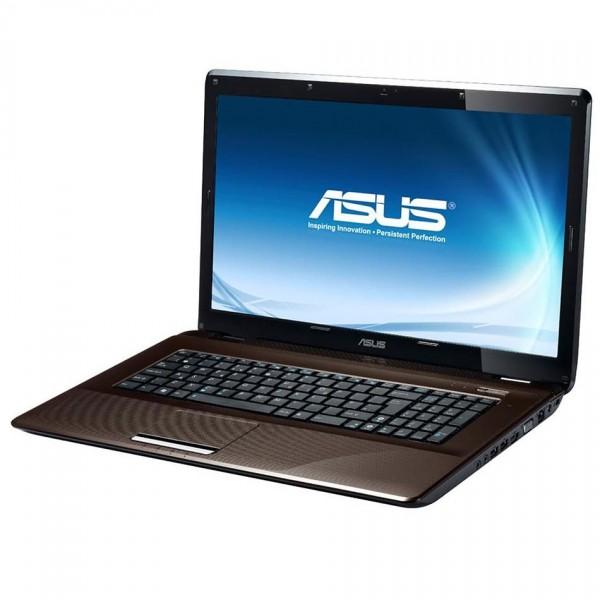 "Laptop Asus x72j Procesor i3-M330 2.13 GHz 4GB HDD 160GB ATI HD5400 1GB 17.3"""