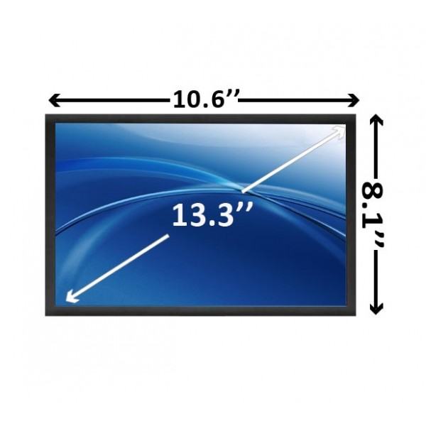 "Display Laptop LCD 13.3"" inch B133XW01 v.1 WXGA HD LED"