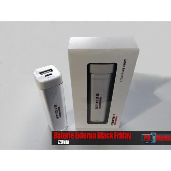 Baterie Externa Egger 2200 mAh