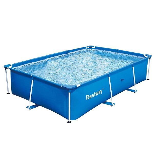 Piscina BestWay 3300L Usor de asamblat  Otel inoxidabil Material Tritech