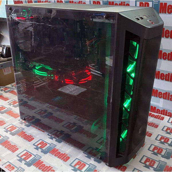 Calculator Gaming i5 Gen4 3.6 GHz 16GB DDR3 HDD 500GB SSD 480GB Video Radeon R9 380 4GB GDDR5
