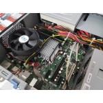 Calculator Viglen Genie SFF, Core2Duo E7200 2.53GHz, 4GB DDR2, 160GB, DVD-RW