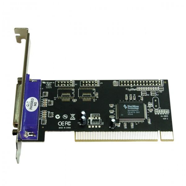Placa PCI la paralel  I-112 PCI 1P