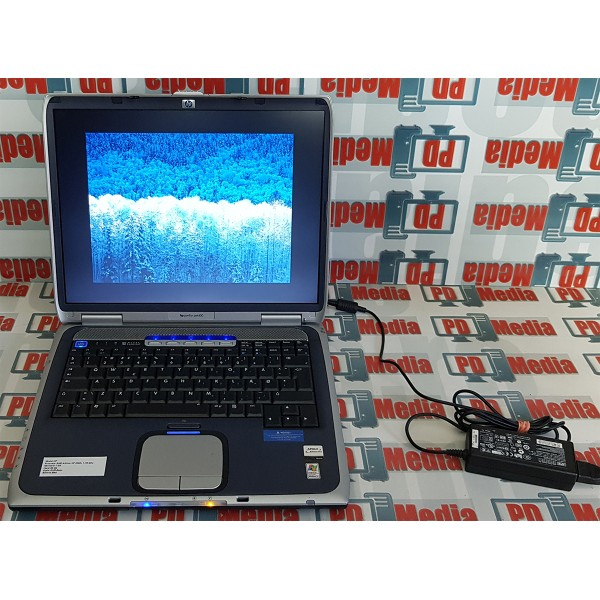 Laptop 15 inch AMD Athlon 2200+ 1.79 GHz 1GB DDR2 30GB HDD DVD-Rom HP Compaq Presario 2100 Grad B