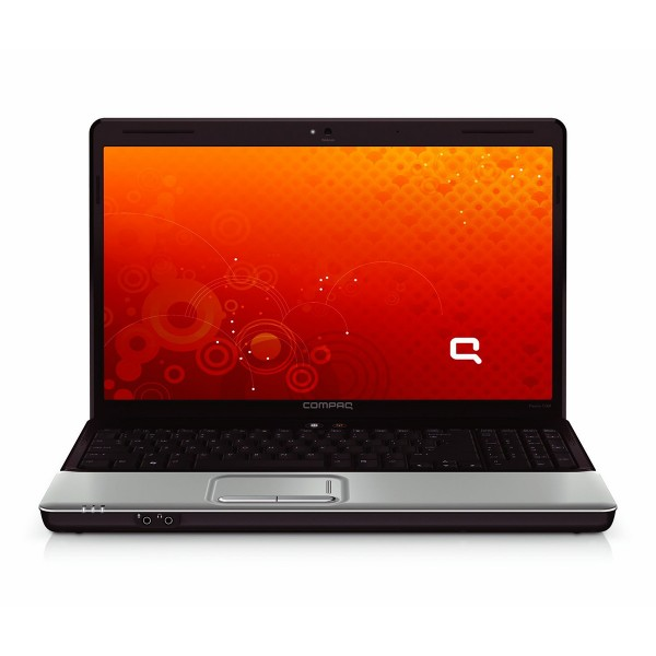 "Laptop Compaq Presario CQ60 15.6"" AMD X2 1.9GHz 2GB RAM 160 GB HDD WebCam WiFi HDMI DVD-RW"