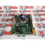Kit Placa de baza Micro ATX Socket LGA1155 D2990-A11 GS 3 2x PCIe x 1 1x PCIe x16 2.0  + Procesor G540 2M Cache 2.50 GHz