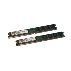 Memorie Ram Calculator Kingston 2x2GB DDR2 667Mhz