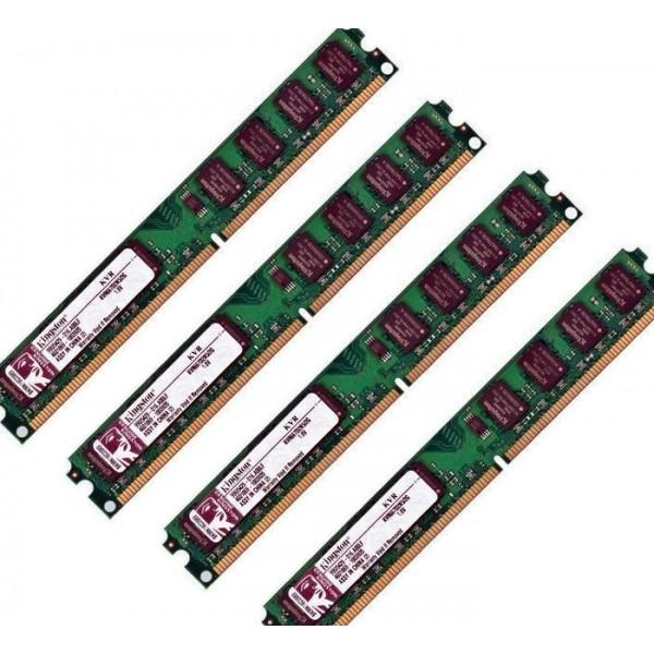 Memorie Ram Calculator Kingston 4x2GB DDR2 667Mhz