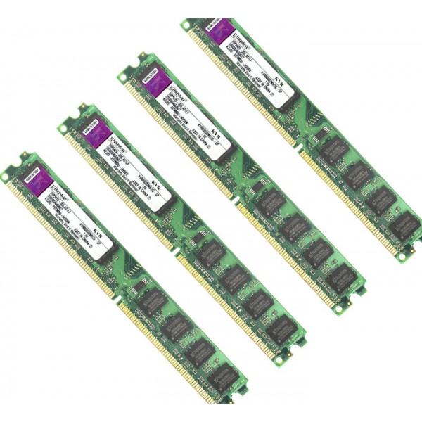 Memorie Ram Calculator Kingston 4x2GB DDR2 800Mhz