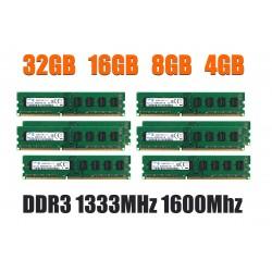 Memorie Ram DDR3 Calculator 4GB 1333 MHz Sau 1600 MHz Garantie 12 Luni