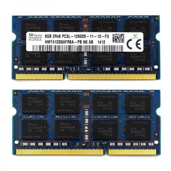 Memorie Laptop DDR3 8 GB 1600 MHz PC3 SAU PC3L  12800 Garantie 12 Luni