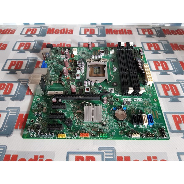 Placa de baza Socket 1155 Dell DH67M01 ,4 x DDR3, PCI-Express, DVI, VGA