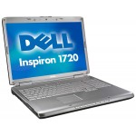 "Laptop Dell Inspiron 1720 17"" Core 2 Duo T9300 2.5 GHz 2GB DDR2 160GB DVD-RW BlueRay"