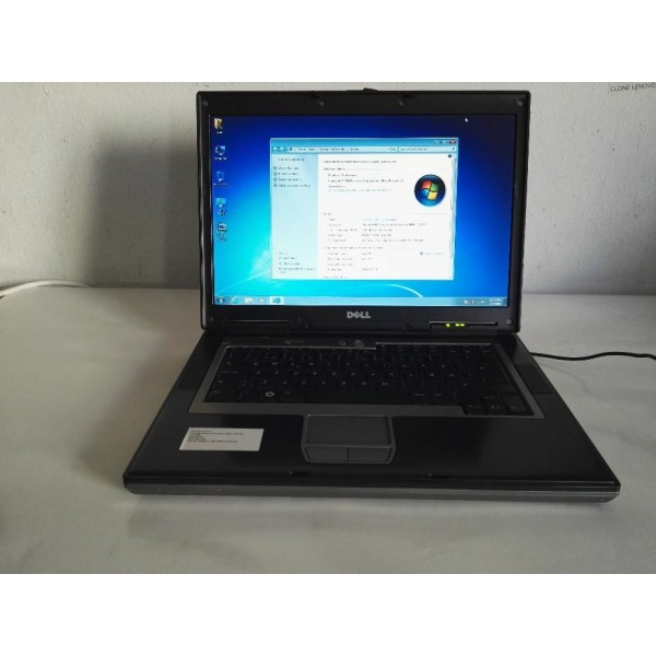 Laptop Dell Latitude D531 AMD Sempron 3600+ 2.0 GHz 2Gb RAM HDD 160Gb