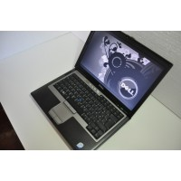 Laptop Second Hand Dell D620 Core2Duo T7400 4GB 60GB DVD-RW Wi-Fi Video Dedicat Nvidia Quadro