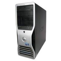 Calculator Dell T3400 Core 2 Duo E8400 3.0 GHz 2GB DDR2 80GB DVD-RW Video Dedicat 256 Mb