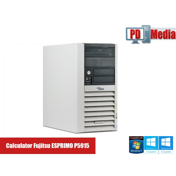 Calculator FUJITSU  Procesor E6320 1.86 GHz DDR2 2048 MB HDD 80 GB