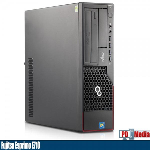 Calculator Fujitsu Esprimo E710 i5-3470 (4 Cores , 3.20 GHz, up to 3.6 GHz, 6 MB) 4 GB DDR3 HDD 250 GB