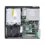 Calculator HP 6000 PRO SFF, Dual Core E5700 3.0GHz, 4GB DDR3, 160GB, DVD-RW