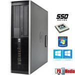 Calculator HP cu SSD DDR 3 Dual Core 2.7Ghz 4 GB RAM HDD 250 GB Video 1Gb