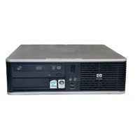 Calculator HP DC7800 Core 2 Duo E8400 DVD-SATA Fara HDD si RAM