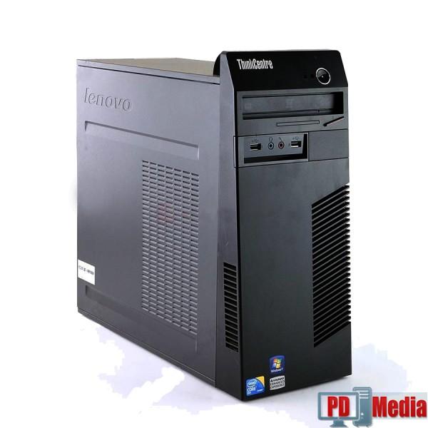 Calculator Lenovo M70e Quad Core Q8400 (4M Cache, 2.66 GHz, 1333 MHz FSB) 4 GB DDR3 HDD 320 GB