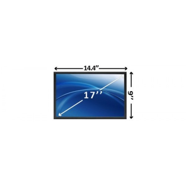 "Display Laptop LCD N170C2-L02 17"" inch WXGA+ 1440x900 (Glossy)"